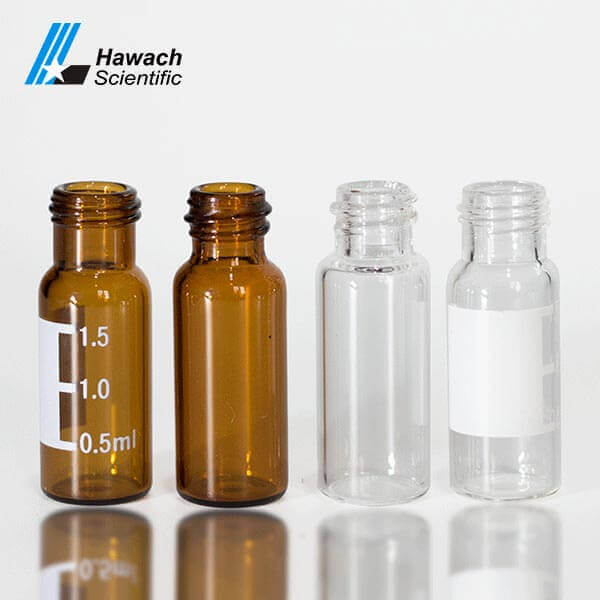 2ml Screw Thread Top Sample Vials