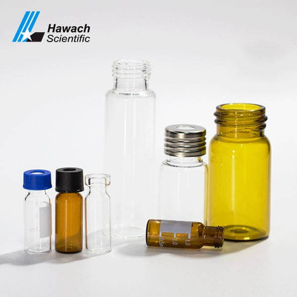 Screw Thread Top Sample Vials