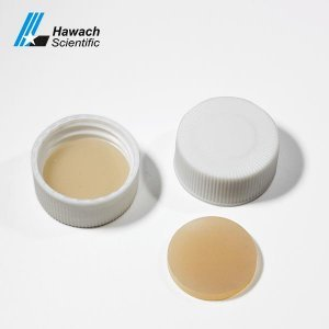 Septa And Cap For Screw Thread HPLC Sample Vials-min